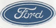 FORD Iron On Patch 3 inch x 1.5 inch BUY 2 WE SEND THREE OF THESE.