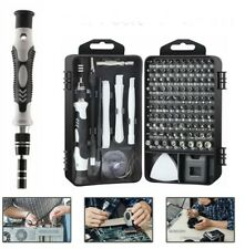 117 in 1 Professional Computer Repair Tool Kit,Precision Laptop Screwdriver Set,