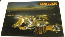 Spain Benidorm Vista Nocturna 73 - posted