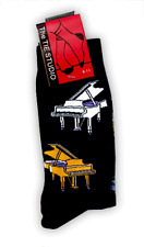 Piano Socks - Music Themed Gift - Musical Socks - Piano Gift - Novelty Socks