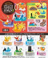 Re-Ment Miniature PokeMon Pikachu Desktop Figure Part 3 Full Set of 8 pieces