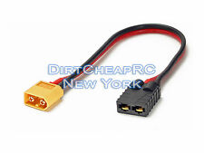 ID Charger Adapter: Traxxas Female to XT60 DJI Phantom LiPo TRA2970 TRA2972