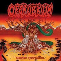OPPROBRIUM - SERPENT TEMPTATION (REISSUE)  CD NEU