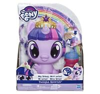*BRAND NEW* My Little Pony My Baby Twilight Sparkle Bottle Feed w/Sounds