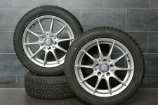 Originale Mercedes Classe w169 w245 Cerchi Ruote Invernali 195 55 r16 87T