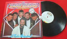 "Latin HENRY HIERRO & ORQUESTA ""A Toda Máquina"" ORIGINAL 1992 LP Venezuela"
