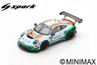 Model Car Scale 1:43 Spark Model Porsche GT3 R GPX Racing vehicles New