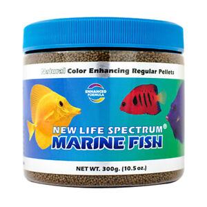 RA Naturox Marine Fish Sinking Pellets - 1 - 1.5 mm - 600 g