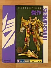 TRU Exclusive Transformers Masterpiece Sunstorm MISB W/Free Shipping(US SELLER)