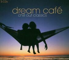 Dream Café-Chill Out Classics (2004, Sony) Deep Forest, Patey & sevâg, G. [3-cd]