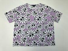 ZARA Purple Mickey Mouse Disney Short Sleeve Organic Cotton T-Shirt SOLD OUT!