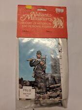 Valiant Miniatures Kit# 9803 - German Hitler Youth 1945 - World War II Metal