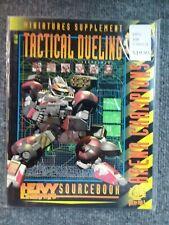 Heavy Gear Tactical Dueling Miniatures Supplement DPN-108 Mini SC New