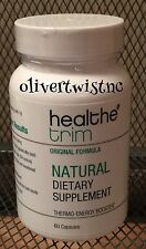NEW Healthe Trim Healthy Diet Pill Thermo-Energy Booster 60 CT