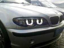 FARI ANGEL EYES 3D A LED SEMPRE VISIBILI BMW SERIE 3 E46  01>05  BERLINA/TOURING
