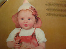 4pg ANNE GEDDES Doll History Article COLLECTIBLE DOLL LINE / J. Jackson