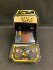 Vintage TESTED Pac-man by Midway Mini Arcade Table Top Video Game 1981
