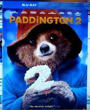 "Paddington 2  "" Blu-Ray Movie Disc, Case and Artwork Ship 04/21"
