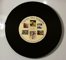 Carter Pet Supply 1 Inch Black Heavy Nylon Webbing 50 Yards USA MAde
