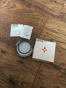Vintage HOYA Corporation 49.0s Skylight (1B) Filter in Original Packaging