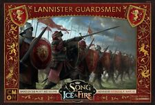 A Song of Ice and Fire Lannister Guardsmen (English) Cool Mini or not Westeros