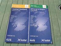 Scotrail  Railway Timetables  2014