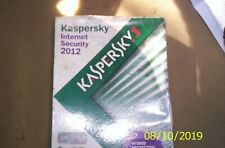 Kaspersky Internet Security 2012 1PC / 1 Year for Windows