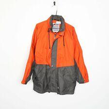 K-WAY Zip Up Jacket Orange Orange | Small S
