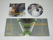 FEHLFARBEN/KNIETIEF IM DISPO(!K7 135 CD) CD ALBUM DIGIPAK