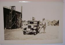 Vintage Photo-New England Coke-The Guaranteed Fuel-Gas Pump