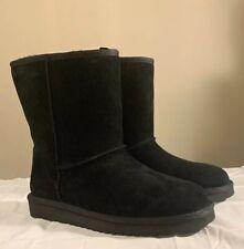KOOLABURRA BY UGG, KOOLA SHORT 1017090 BLACK SIZE 7, WOMAN'S BOOTS BRAND NEW
