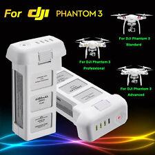 LiPo Battery For DJI Phantom 3 Pro Advanced Standard Intelligent Flight 4480mAh
