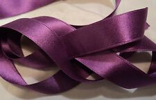 """1-1/2"""" WIDE DOUBLE FACE SILK SATIN RIBBON - ORCHID #38"""