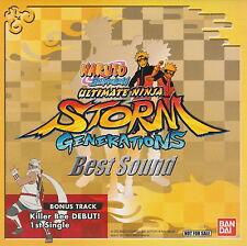 Soundtrack - Naruto Shippuden Ultimate Ninja Storm Generations - Best Sound