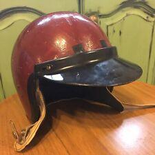 Vintage Retro Stadium Project 4 Motorcycle Scooter Crash Helmet Visor Modified