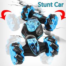 4WD RC Stunt Car Watch Gesture Sensor Control Deformable Gesture Sensing Toy