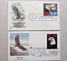 First Day Covers; (Lot of 2) #1909 and #2540.  See Details and Pictures.