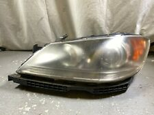 2005-2008 ACURA RL HID XENON DRIVER LEFT LH HEADLIGHT SIDE OEM COMPLETE B2