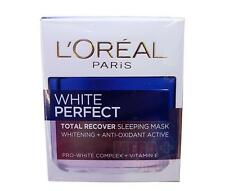 Loreal Paris WHITE PERFECT TOTAL RECOVER SLEEPING MASK Anti-Oxidant Active 50ml