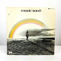 1970 MAGIC SAND LP UNI Rare Al Klein Psych/Blues Rock Comp Vinyl/Sleeve: VG+/VG