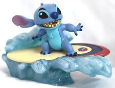 Disney Authentic SURFER STITCH FIGURINE Cake TOPPER LILO & STITCH Pvc Toy NEW