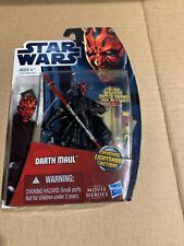 Star Wars Movie Heroes DARTH MAUL MH05 With Galactic Battle Game-Brand New