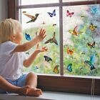 Bee Home Decoration Window Clings Art Murals Wall Stickers Butterfly Stickers