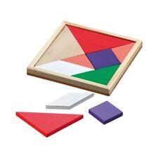 Tangram - 7 Puzzle Pieces