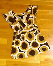 H&M Ladies' Tunic/Top - Retro Style - Size XS (UK 6)