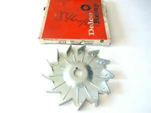 NOS 1958-1963 CHEVY CORVETTE BEL AIR IMPALA CHEVY II GENERATOR FAN