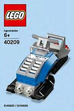 LEGO 40209 Monthly Mini Build speeder Snowmobile Snow New in Polybag 26pcs/pzs