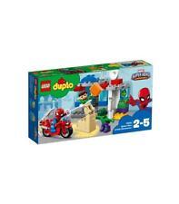 Lego Spider-Man & Hulk Adventures