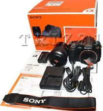 Sony Alpha a350 14.2MP Digital SLR Camera - Black (Kit w/ DT 18-70mm Lens)