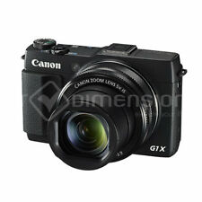Canon PowerShot G1X Mark II 12MP Black Digital Camera Brand New Wty
